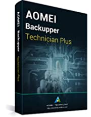 AOMEI Backupper Technician - Latest Version - Digital Delivery