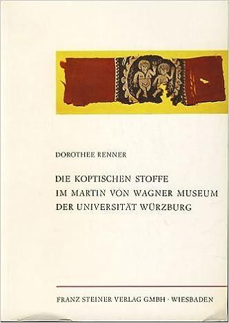 Die Koptischen Stoffe Im Martin Von Wagner Museum Der Universität