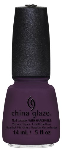 China Glaze Nail Lacquer, Charmed I'm Sure, 0.5