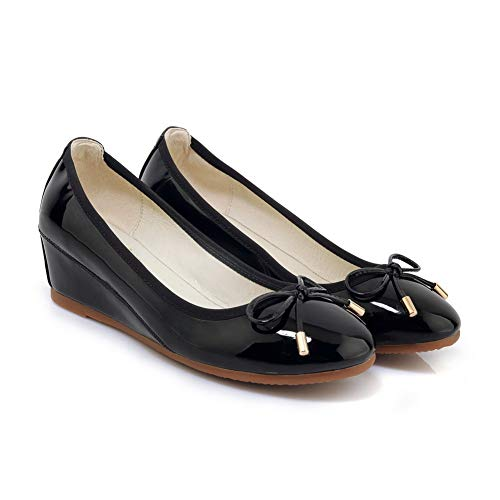Noir Femme 5 Noir SDC05971 AdeeSu Compensées 36 Sandales EU tXxCUxqSwn