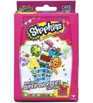 Shopkins Trumps Super Shopper Card Game [Contains 3 Manufacturer Retail Unit(s) Per Amazon Combined Package Sales Unit] - SKU# 73295 -