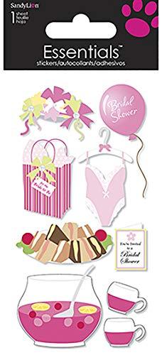 Sandylion Sbessl Bridal Shower Essentials Sticker
