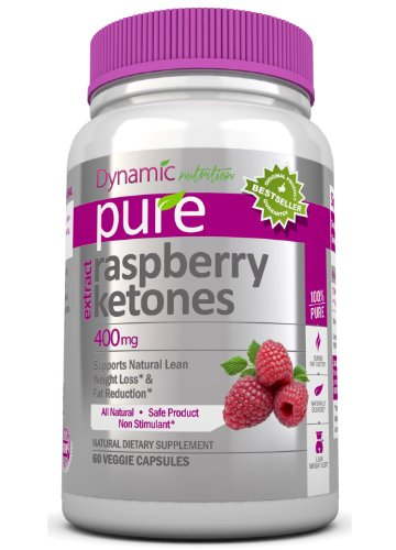 PURE-KETONES-Raspberry-Ketones-400-mg-Per-Serving-60-Vegetarian-Capsules-100-Pure-All-Natural-Lean-Weight-Loss-Appetite-Suppressant-Supplement-for-Men-and-Women-Max-Pure-Raspberry-Ketones-Per-Capsule-
