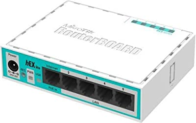 Mikrotik hEX lite Ethernet LAN White Wired Router