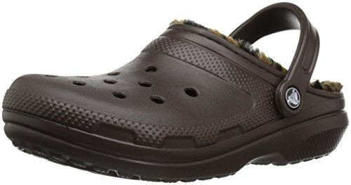 Image of Crocs Women's Classic Lined Animal Clog Mule