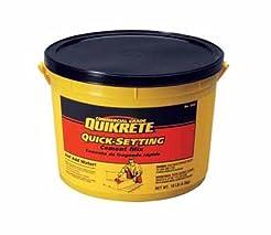 Quikrete Quick Setting Cement 10-15 Min ...