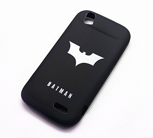 Batman Black Classic Cartoon Cool The Avengers Super Heroes Case Cover For OnePlus One