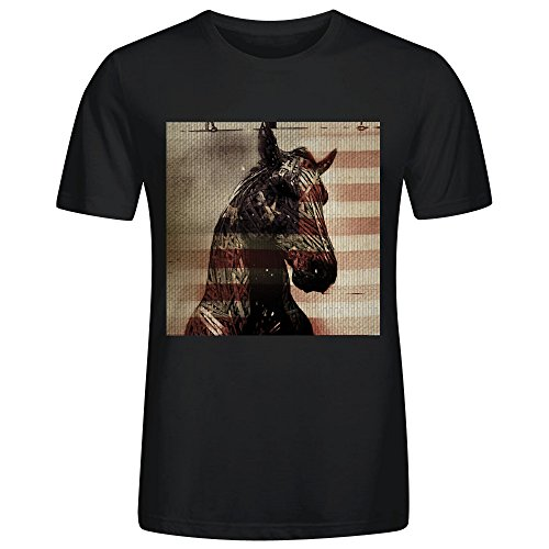 Needtobreathe Live Horses Ep Tee Shirts For Men Black (Girl Named Jack compare prices)