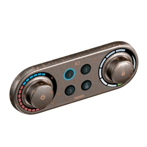 Moen TS3495ORB IO/Digital Roman Tub Digital Control, Old World (Iodigital Remote)