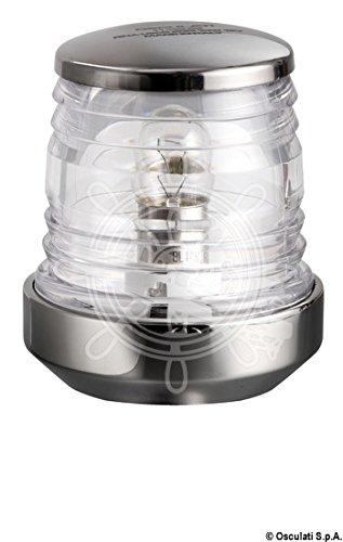 Osculati Classic 360/° VA-Stahl Topplicht