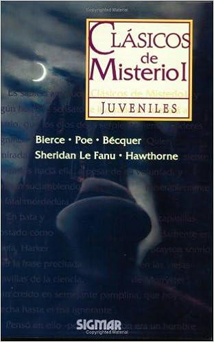 Clasicos De Misterio/classic Mistery CLASICOS JUVENILES: Amazon.es: Gustavo Adolfo Becquer, Ambrose Bierce: Libros