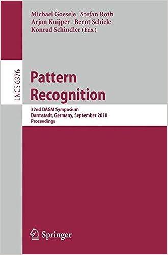 Pattern Recognition: 32nd DAGM Symposium, Darmstadt,