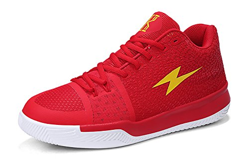 Shoes Basketball 66 Running Sports Men's Town No Sneaker Red Women's Shoes Yawq8
