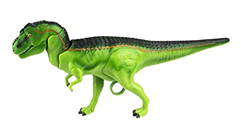 Safari Ltd Jaw Snapping Tyrannosaurus Rex - Jaw Snapping T-rex Dinosaur Toy