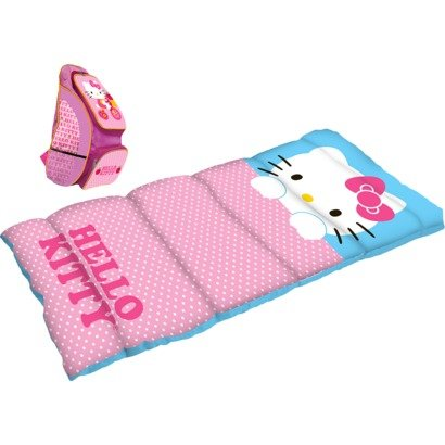 Hello Kitty Sleeping Bag and Backpack, Outdoor Stuffs