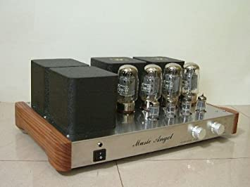 Amazon.com: Music Angel KT88 x 4 Stereo Integrated Tube Amplifier New: Home Audio & Theater