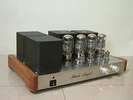 Music Angel KT88 x 4 Stereo Integrated Tube Amplifier New