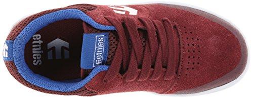 etnies Marana Kids rojo/blanco zapatos