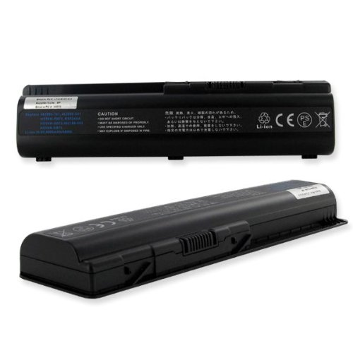 Replacement Lithium Ion Battery by Empire Hp 462889-121, 462889-421, 462890-151 LTLI-9121-4.4