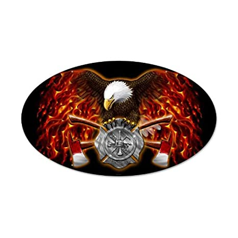 Amazon.com: vintage-retro FD Eagle Oval metal-tin cartel ...