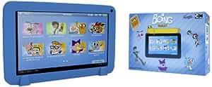 "Boing - Tablet de 7"" con 4 GB, doble cámara, sistema Android 4.1 (Famosa 700010949)"