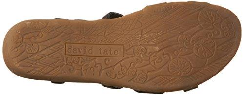 David Tate Dames Farah Sandaal Zwart
