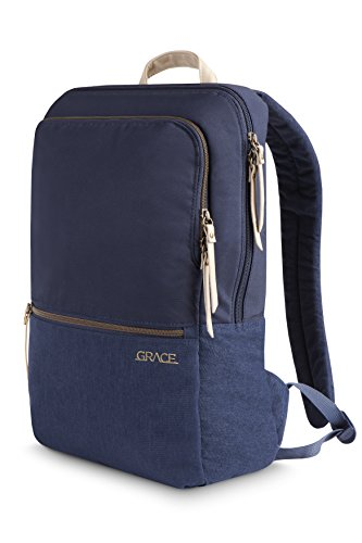 STM Grace, Women's Backpack for Laptops Up To 15-Inch - Night Sky (stm-111-144P-44) (Stm Replacement)