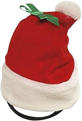 Natale it Da Per C6098446 Babbo CaniAmazon Croci Cappellino oreCBxd