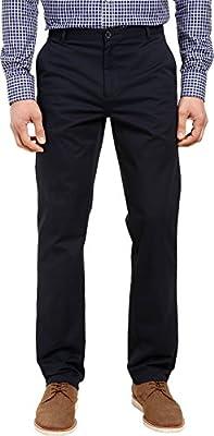 Calvin Klein Men's Refined Cotton Twill Pant