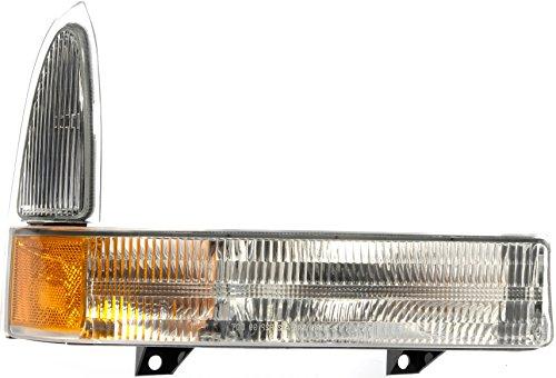 Dorman 1650795 Ford Front Passenger Side Parking / Turn Signal Light Assembly