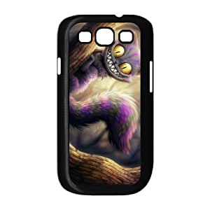 Fashion Cheshire Cat Personalized samsung galaxy S3 I9300 Case Cover by mcsharks