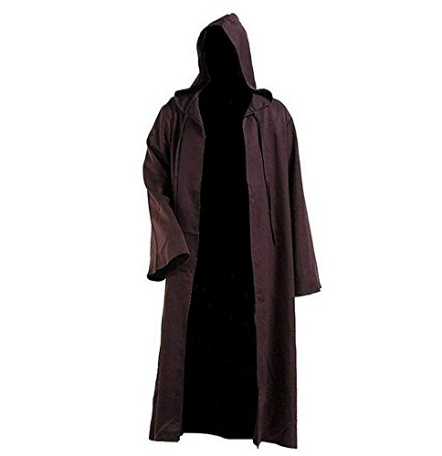 CospartsKenobi Jedi Tunic Robe Cosplay Costume Cloak