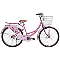 BSA Ladybird Breeze 26T Steel Bike/Bicycle for Girls and Ladies