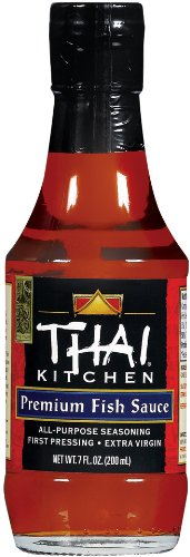Thai Kitchen Premium Fish Sauce, 6.76-Ounce (Pack of 6)