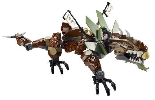 2509 Ninjago Jeu Défense Du La Lego Terre Construction De Dragon OPX8wNk0Zn