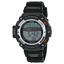Casio Men's Twin Sensor Multi-Function Sport Watch Grey SGW300H-1AVCF