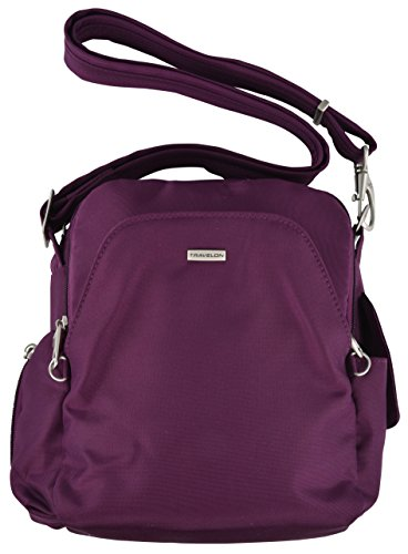 Travelon Anti-Theft Travel Bag (B Berry) by Travelon