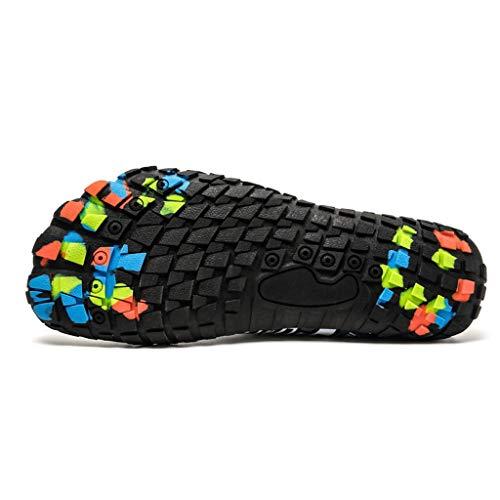 La Gris Calcetines Snorkel Piscina Libre Respirable Mujer Agua Buceo Btruely Natación De Escarpines Aire Deportes Calzado Hombre Playa Para Surf Acuáticos Zapatos WqxfUSn1