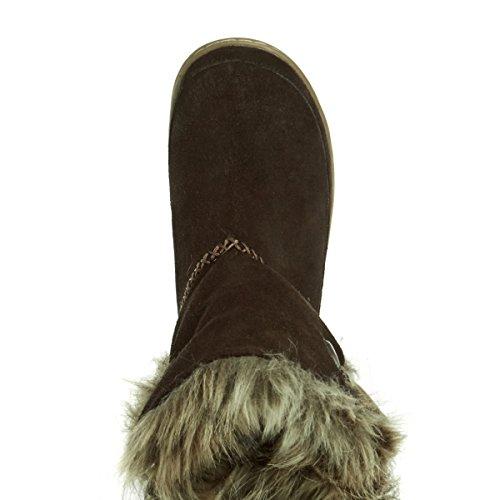 RoxyVenise Boot J Boot Chl - Botas Mujer Marrón - Marron (Chl)