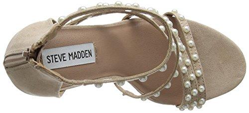 Meg Rose Steve Sandales Blush Femme Talon Sandal Madden à Oxnq0z5An