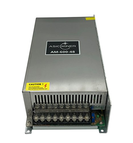 Asicminer 48V 12.5A DC Universal Regulated Switching Power Supply 600w