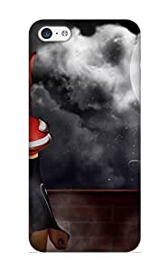 Armandcaron Protection Case For Iphone 5c / Case Cover For Christmas Day Gift(anime Original)