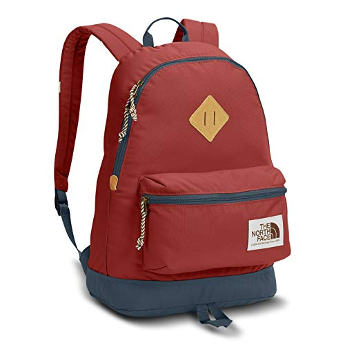 (The North Face Berkeley Bossa Nova Red/Blue Unisex Daypack)