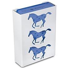 """TrippNT 50927con un precio justo Triple soporte para guantera con caballo, 27.9cm ancho x 15"""" de altura x 10.2cm de profundidad."""