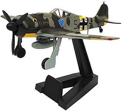 1/72スケールボンバーモデル、軍事FW190A-6 JG Fighterplasticモデル、アダルトグッズやギフト、5.7I