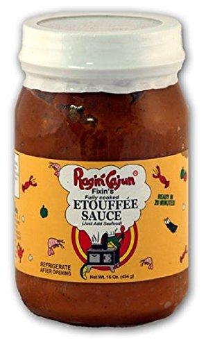 Rajun Cajun Etouffee Sauce, 16 (Cajun Etouffee)