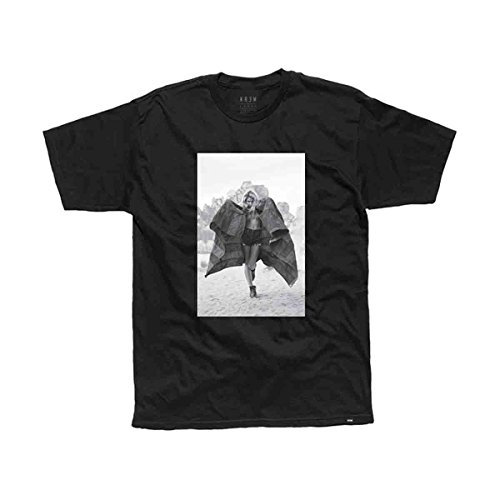 Kr3w Mens Blk Flg T-Shirt