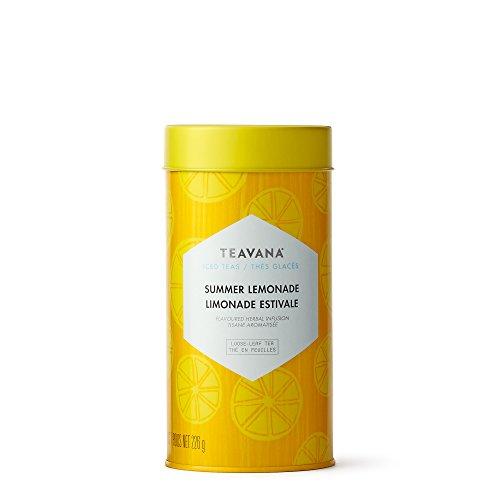 TEAVANA SUMMER LEMONADE TEA-FILLED TIN
