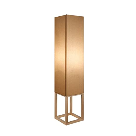 Amazon.com: Lámpara de pie japonesa moderna para salón, sala ...