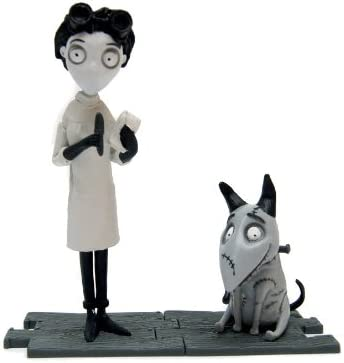Disney Frankenweenie Victor After Life Sparky 3 Inch Action Figure 2 Pack Figures Amazon Canada